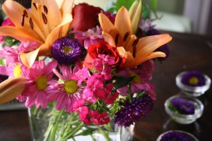 Your final arrangement can brighten any space