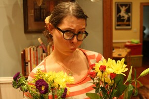 Katie Nordine, of Nordine Events, used to be frustrated by flowers... no more!